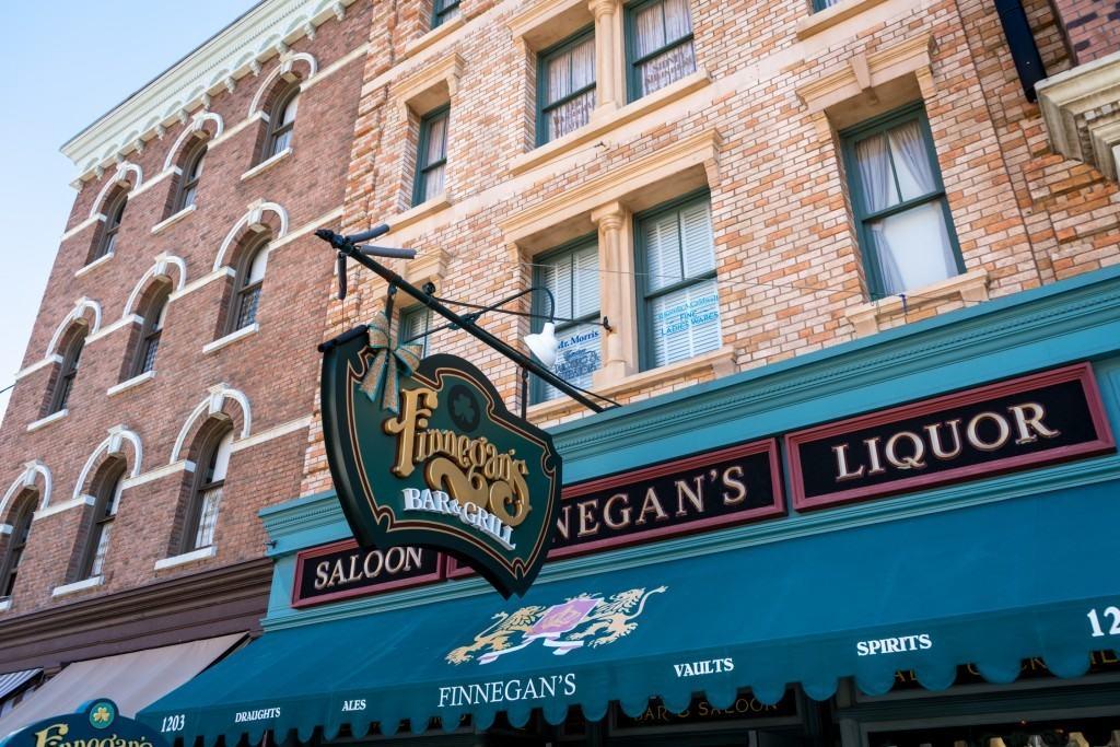 Finnegan's Bar and Grill at Universal Studios Florida