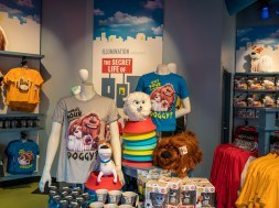 Secret Life of Pets shop at Universal's Islands of Adventure