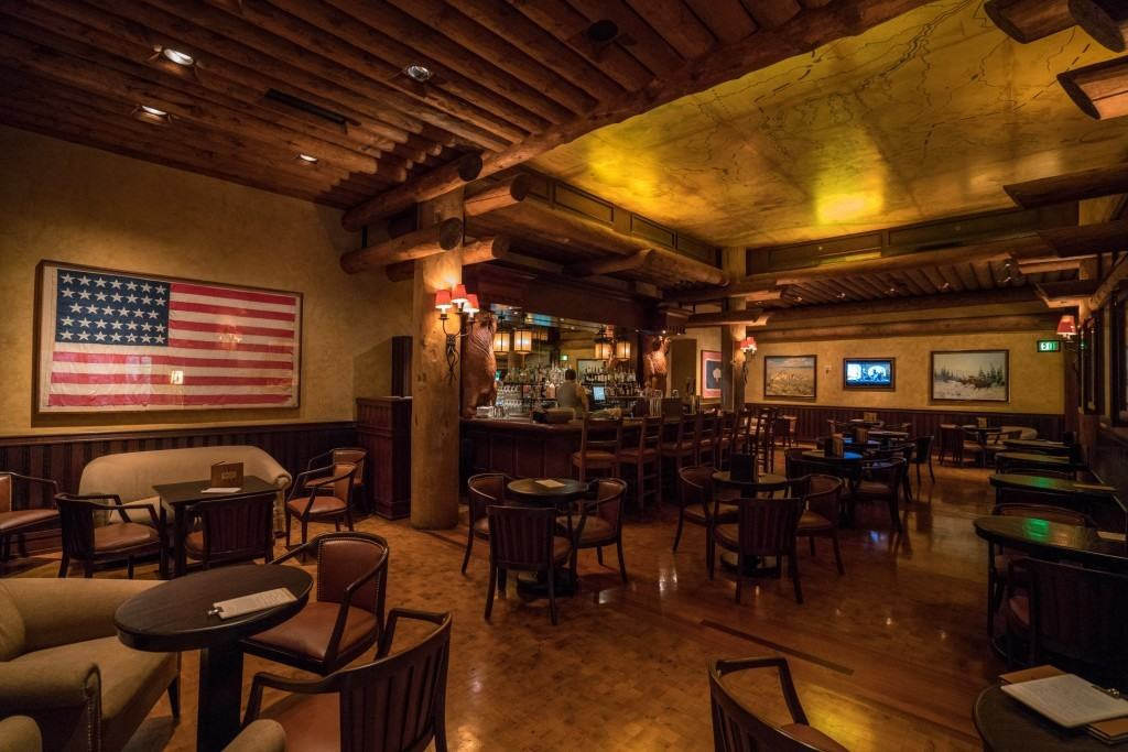 Territory Lounge at Disney's Fort Wilderness
