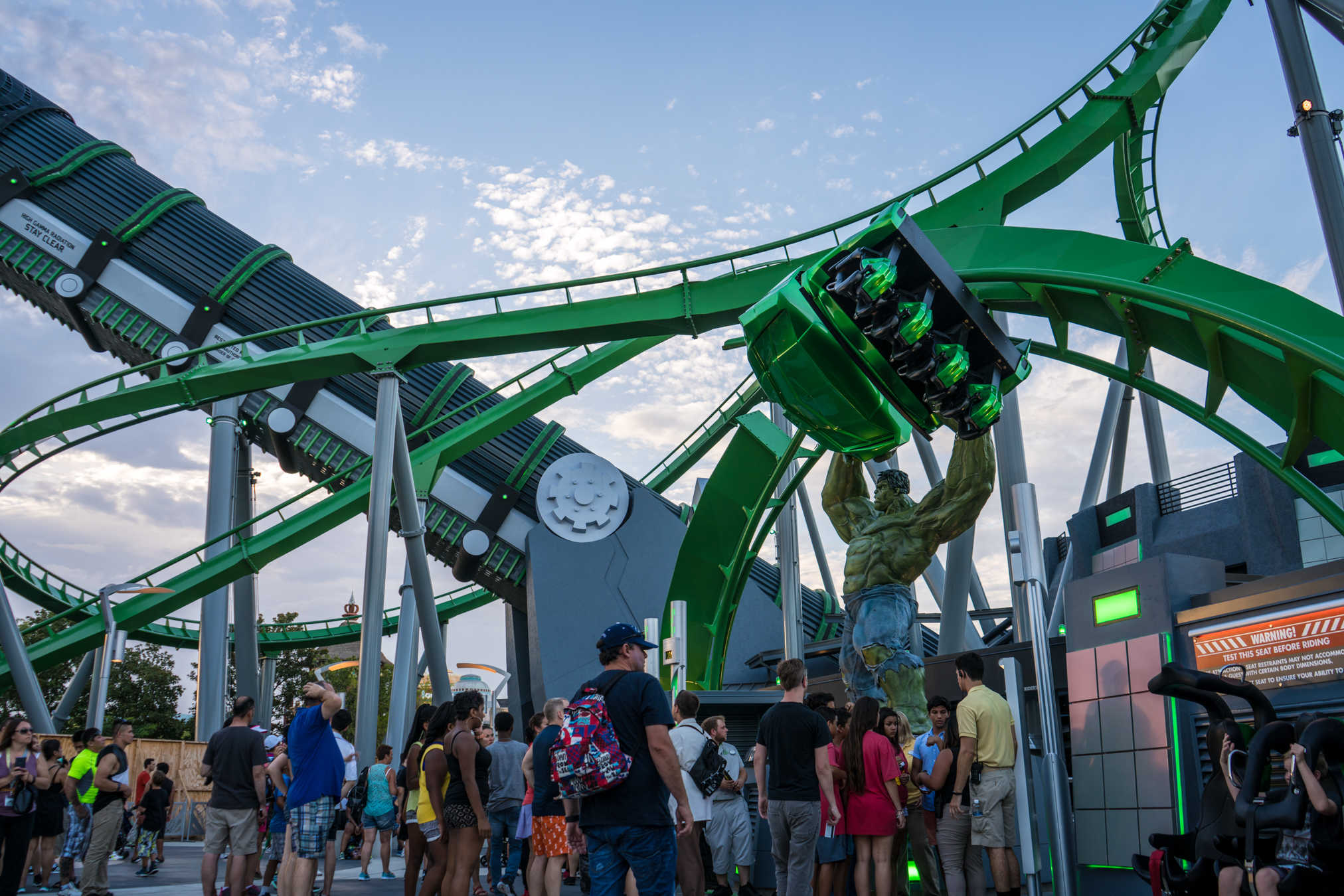 orlando informer blog universal orlando new incredible hulk coaster ...