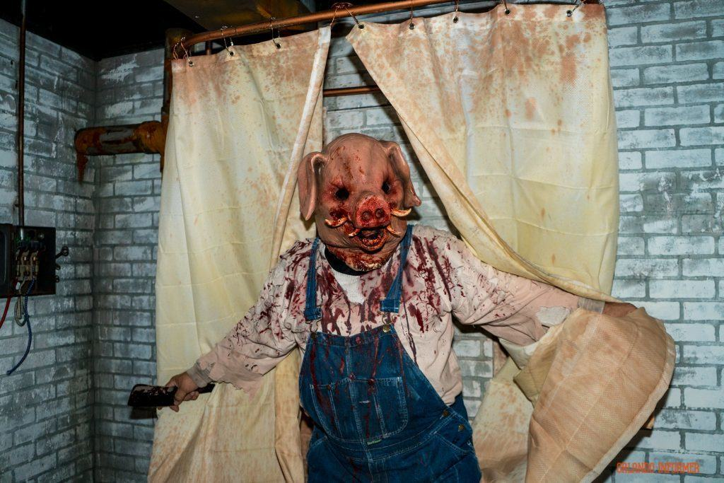 Piggy Piggy in American Horror Story at Universal Orlando's Halloween Horror Nights 2016