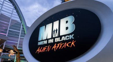 Men in Black: Alien Attack at Universal Studios Florida