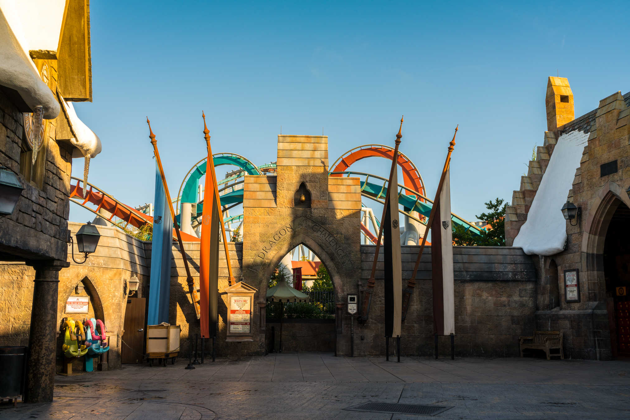 Harry Potter: 4 attractions that could replace Dragon Challenge