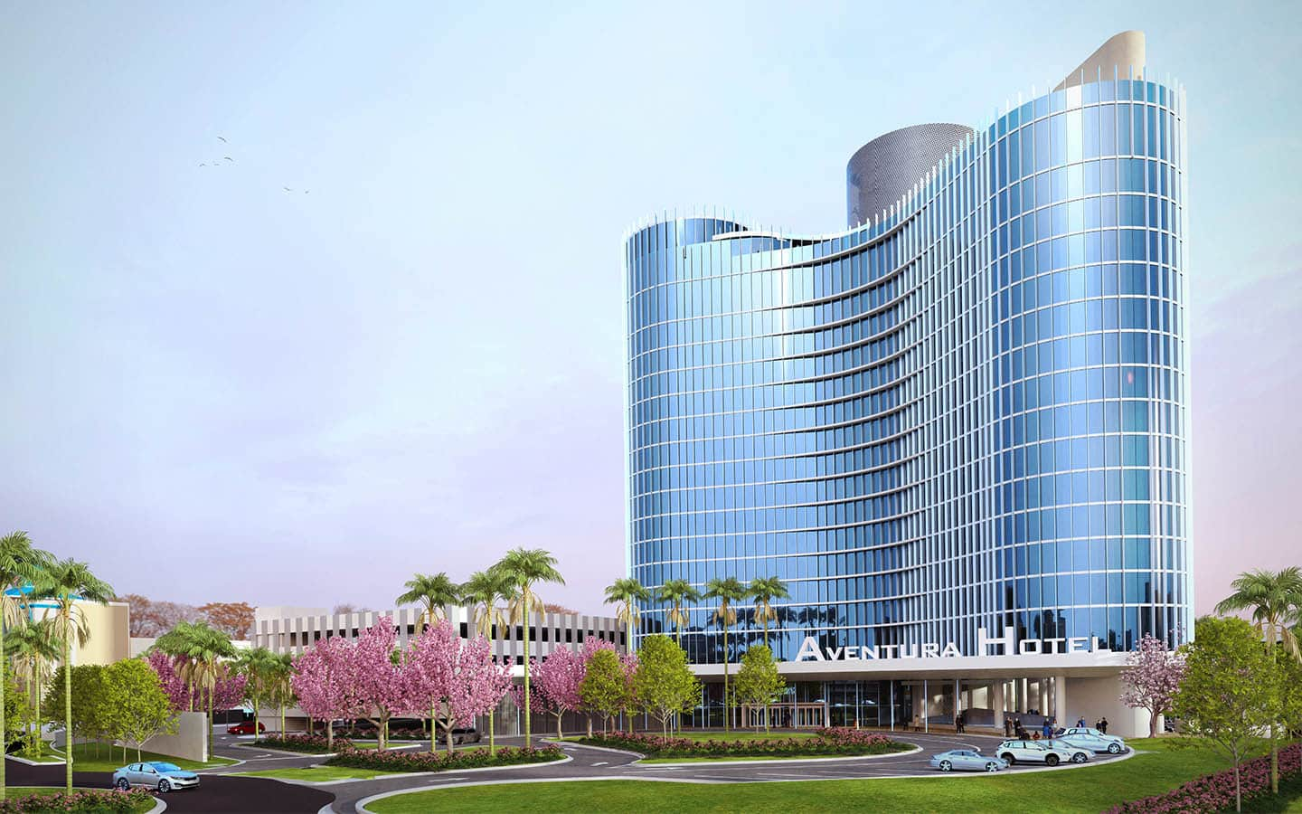 Universal Orlando announces sixth on-site hotel: Aventura Hotel