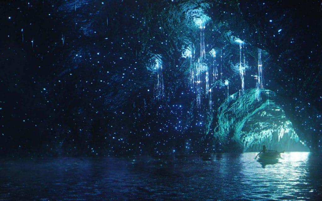 Stargazer's Cavern inside Universal's Volcano Bay