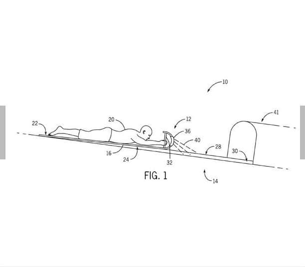 """Univeral's patent for """"functional mat racer"""""""