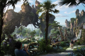 Disney's Pandora - The World of Avatar concept art
