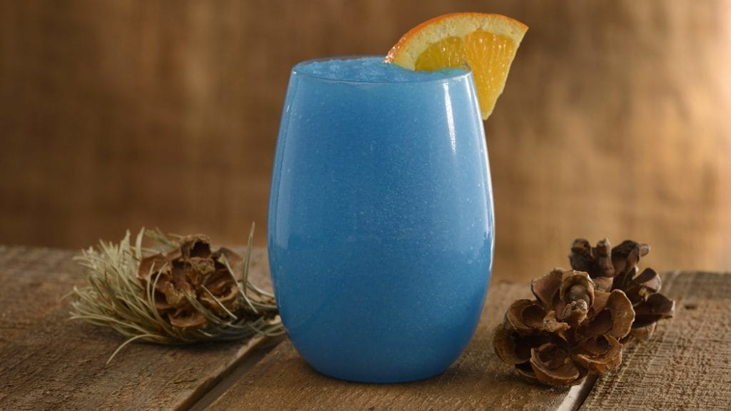 Moscato Colada at Geyser Point Bar & Grill at Disney's Wilderness Lodge