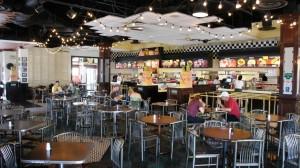 Louie's Italian Restaurant at Universal Studios Florida