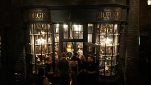 Borgin and Burkes in Diagon Alley at Universal Studios Florida