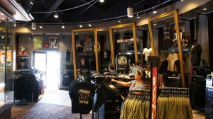 Rock Shop at Hard Rock Cafe Orlando.