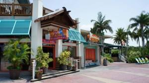 Smuggler's Hold at Margaritaville Cafe Orlando.