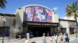 Universal Studios Store at Universal Studios Florida.