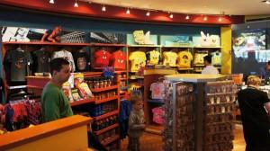 Universal Studios Store at Universal CityWalk.