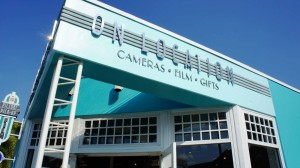 On Location at Universal Studios Florida