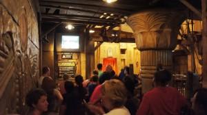 Revenge of the Mummy at Universal Studios Florida