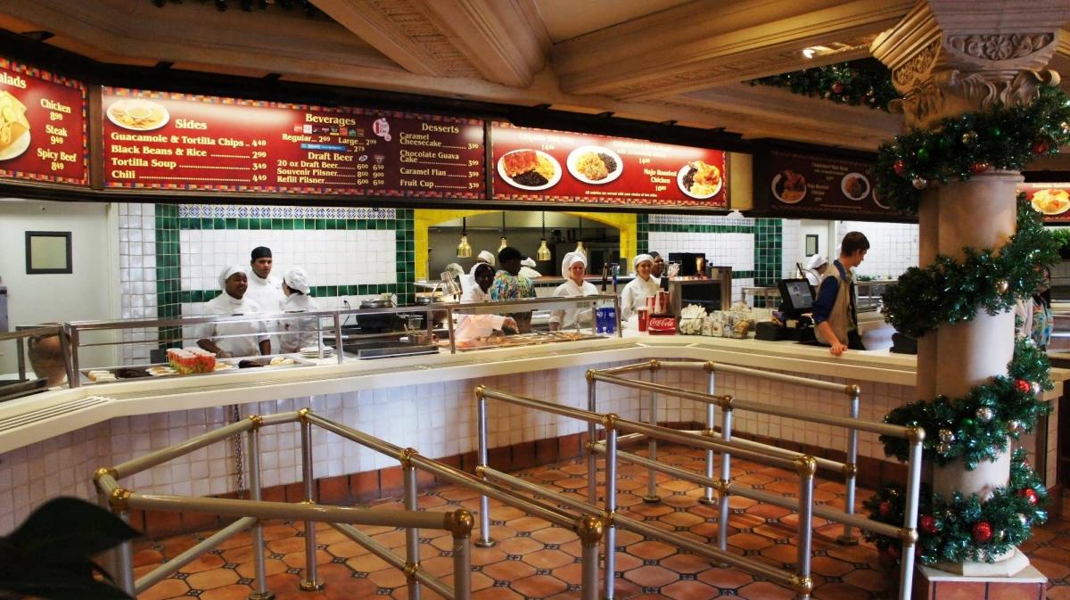 Cafe La Bamba Menu Universal
