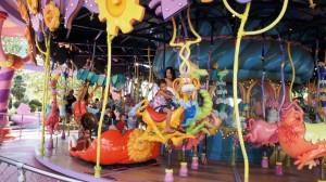 Caro Seuss El at Universal's Islands of Adventure