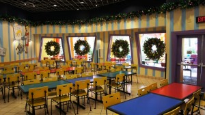 Comic Strip Cafe in Toon Lagoon at Universal's Islands of Adventure