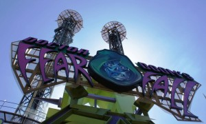 Doctor Doom's Fearfall at Universal's Islands of Adventure