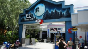 E.T. ride at Universal Studios Florida