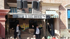 Blues Brothers Show at Universal Studios Florida