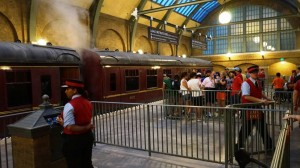 Hogwarts Express at Universal Orlando Resort