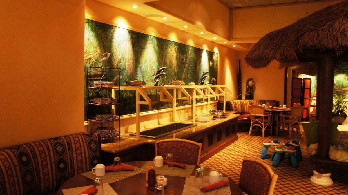 Loews Royal Pacific Resort Dining Amp Lounges