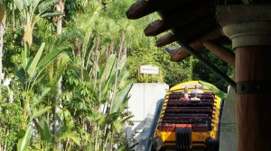 Jurassic Park River Adventure at Universal's Islands of Adventure