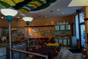 Blondie's: Home of the Dagwood (quick-service) at Universal Studios Florida