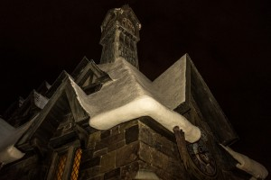 The Wizarding World of Harry Potter Hogsmeade in Islands of Adventure at Universal Orlando Resort