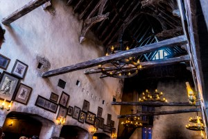 Leaky Cauldron in The Wizarding World of Harry Potter Diagon Alley at Universal Studios Florida