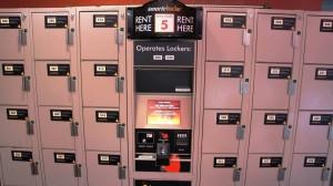 USF lockers - Hollywood Rip Ride Rockit.