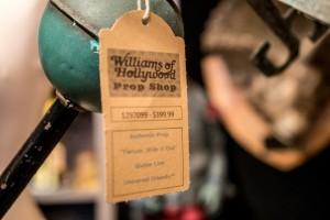 WIlliams of Hollywood Prop Shop at Universal Studios Florida