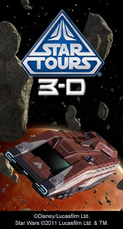Star Tours 2.0 new logo.