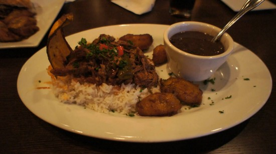 Padrino's Cuban Bistro: Ropa Vieja.