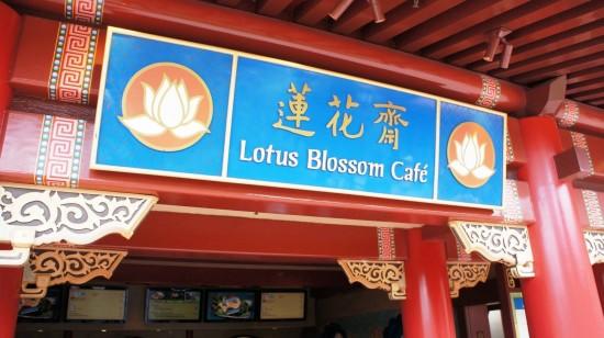 Drinking around the world: China Pavilion.
