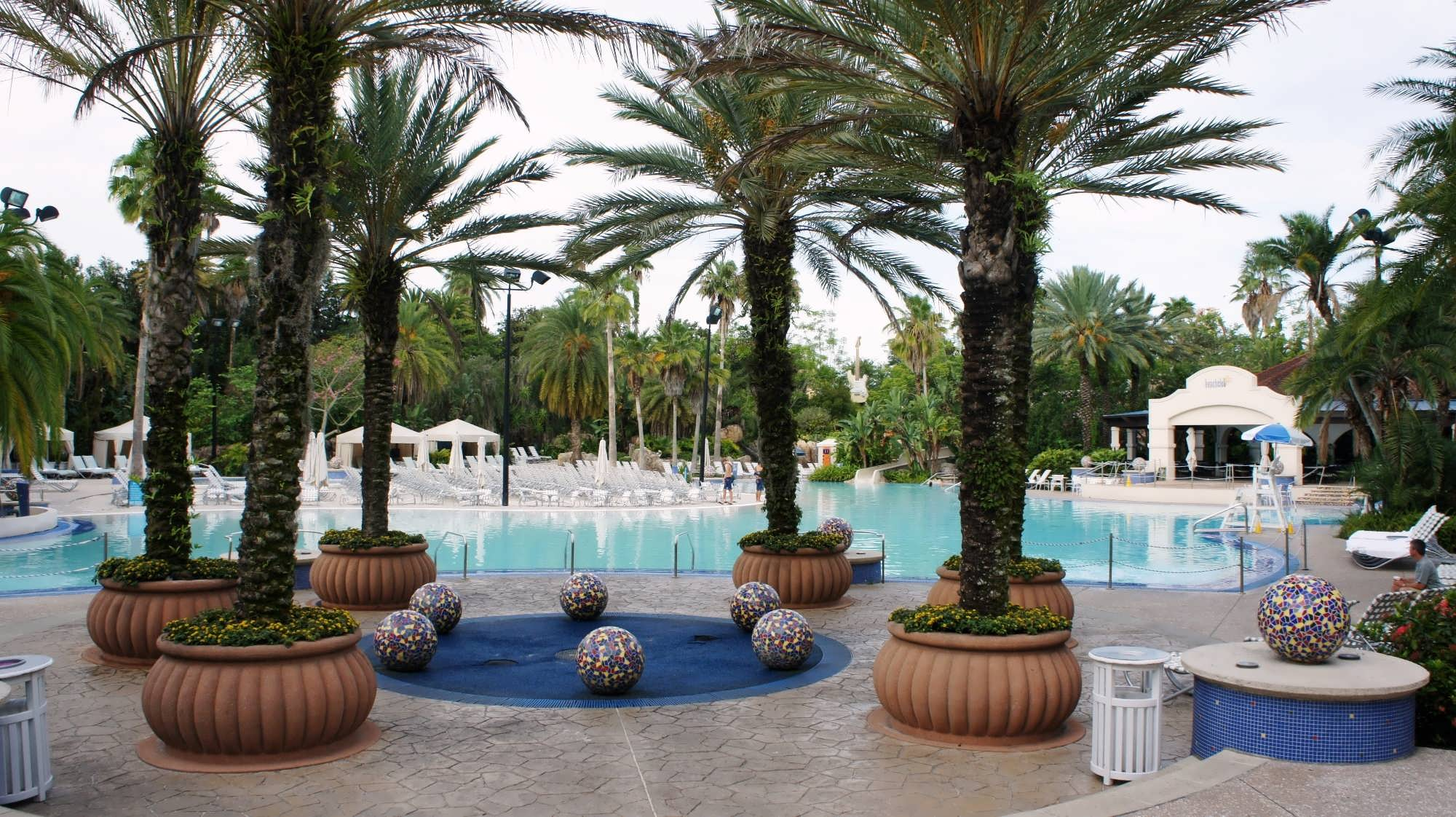 Hard Rock Hotel Orlando Pool