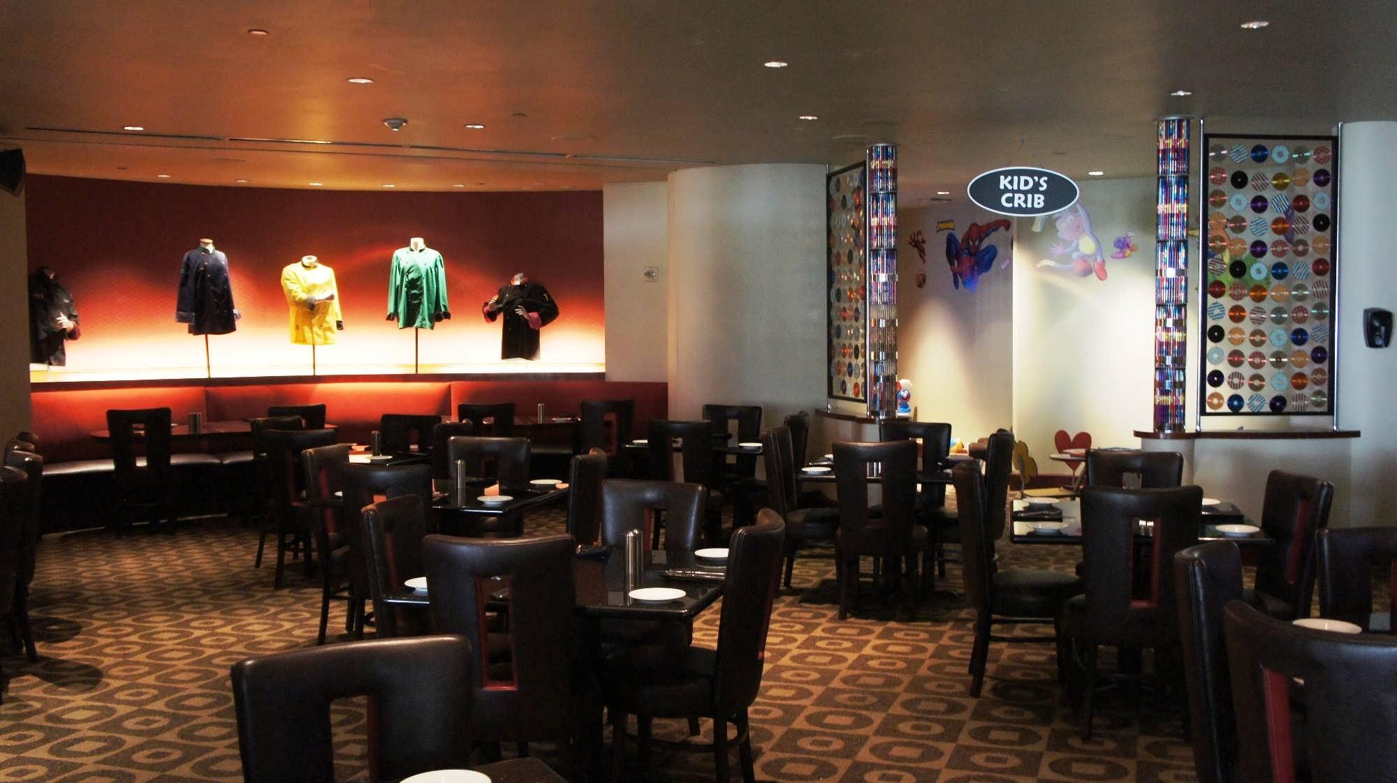 The Kitchen Restaurant at Hard Rock Hotel Orlando