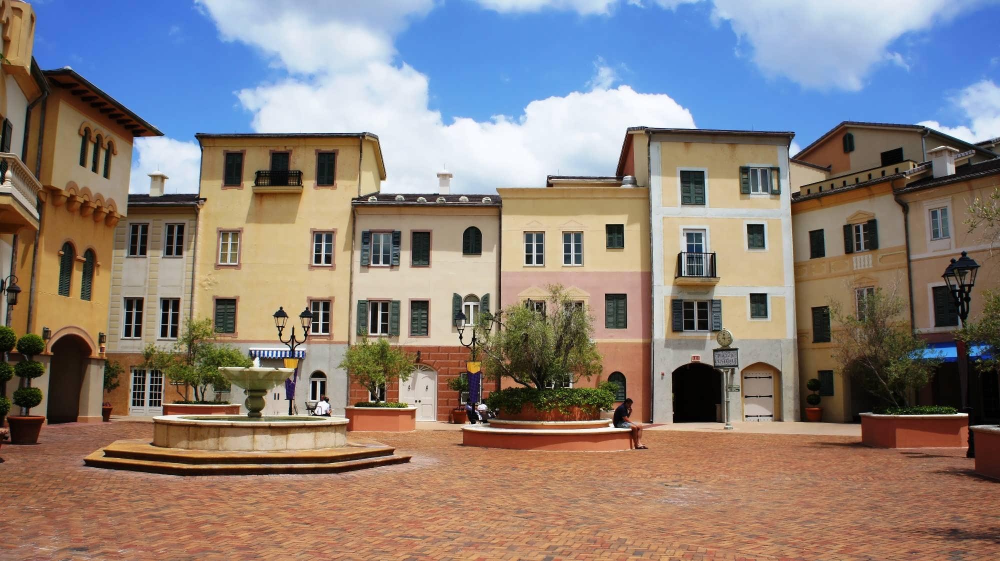 Portofino Bay Hotel Piazza Centrale