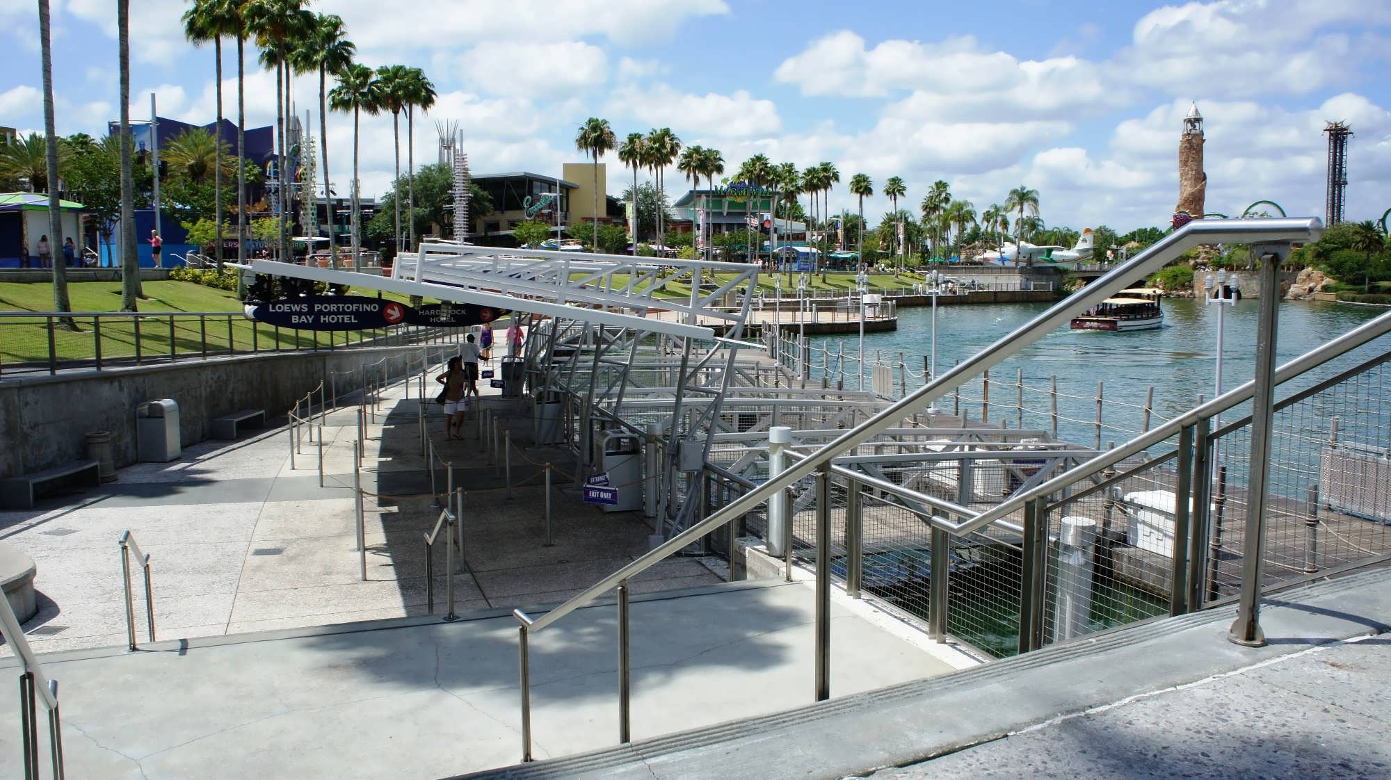 CityWalk Water Taxi Dock