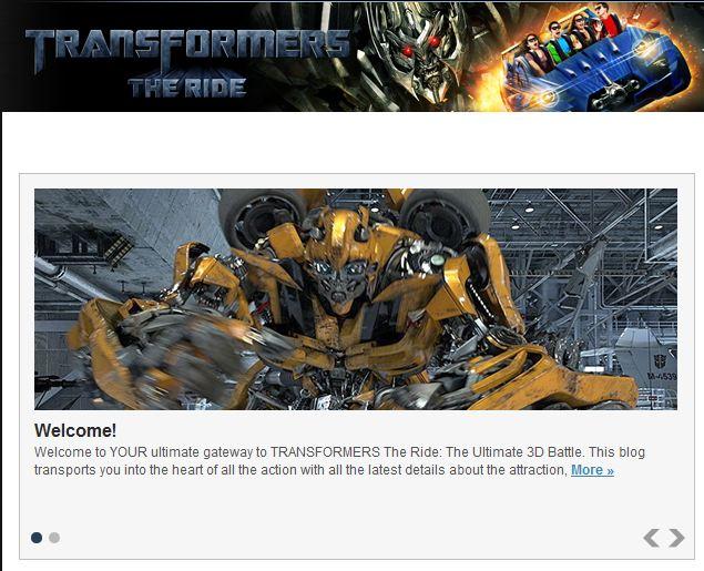 Transformers: The Ride blog (tftheride.rwsentosablog.com).