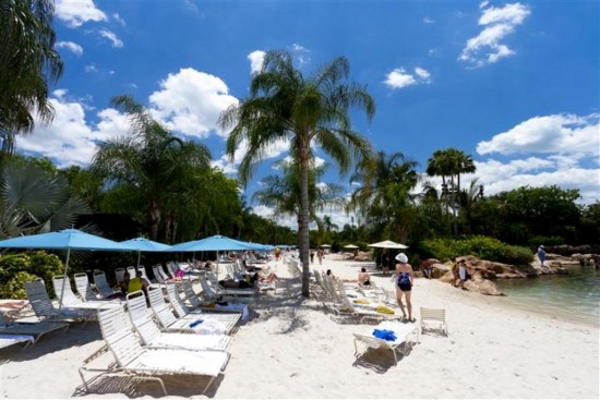 Discovery Cove Orlando: Tropical paradise.