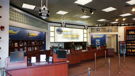 Universal Photo Connect Store located at the front of Universal Studios Florida.