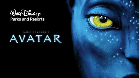 Avatar (courtesy of Disney Parks).