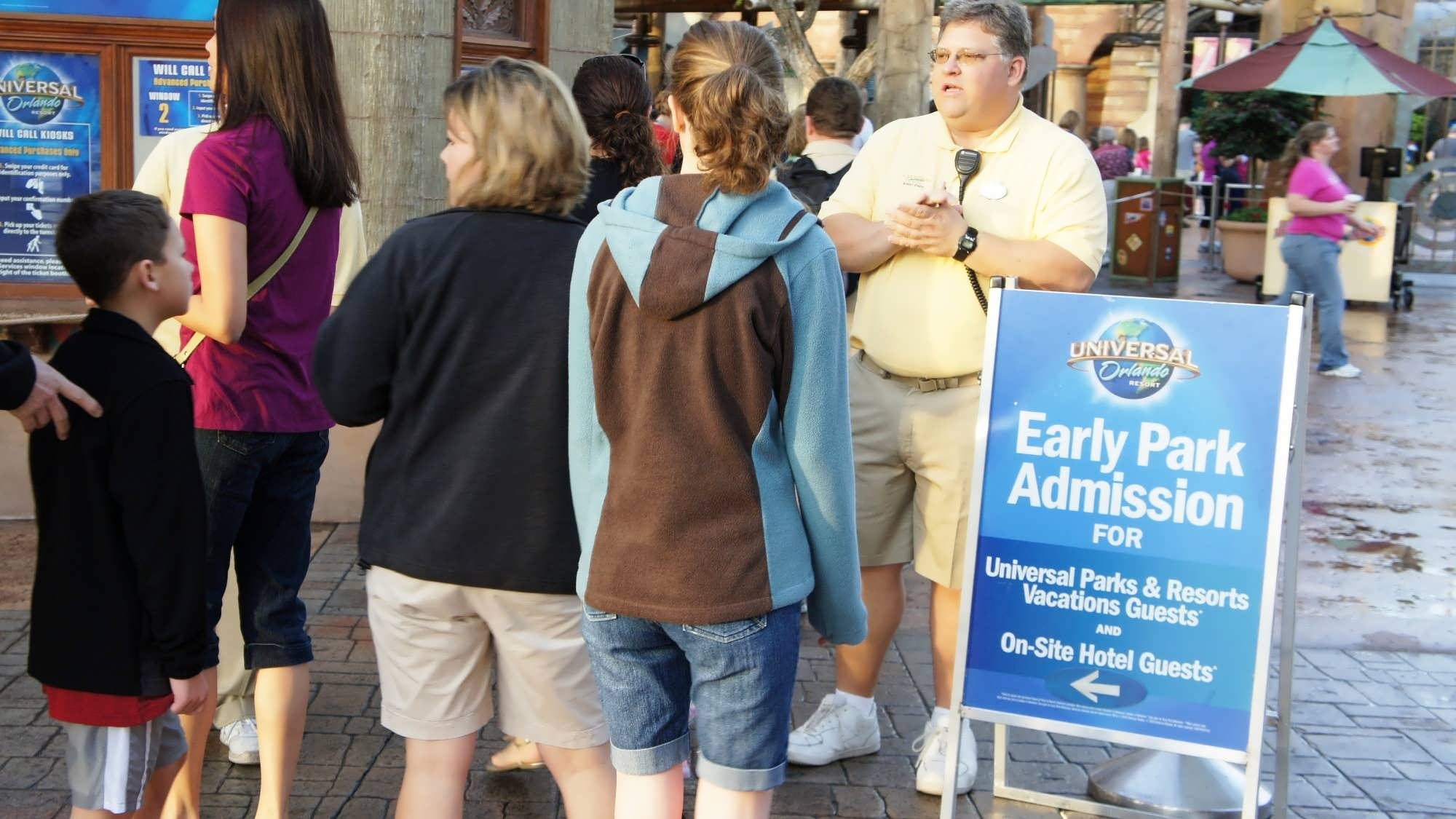 Early Park Admission to Hogsmeade at Islands of Adventure