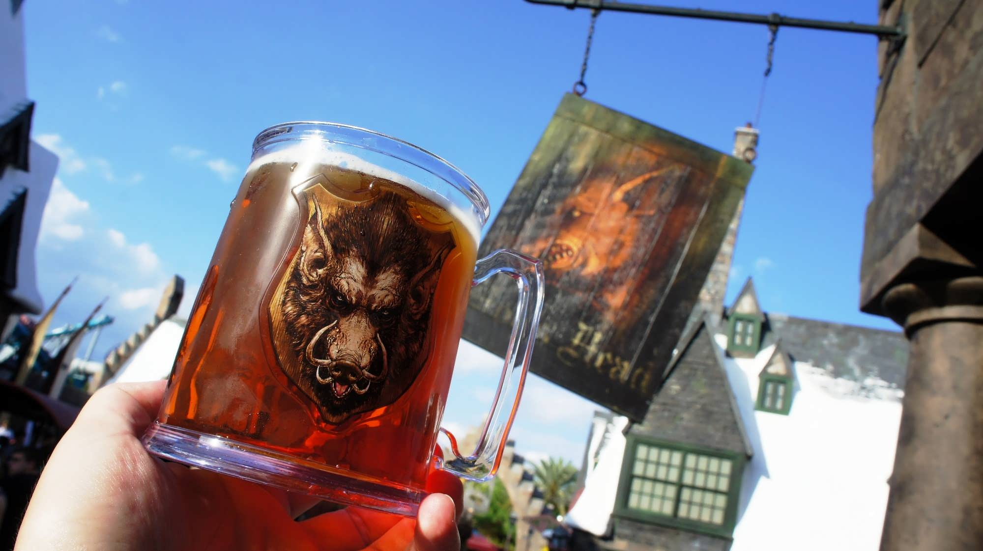 Souvenir Hogshead mug