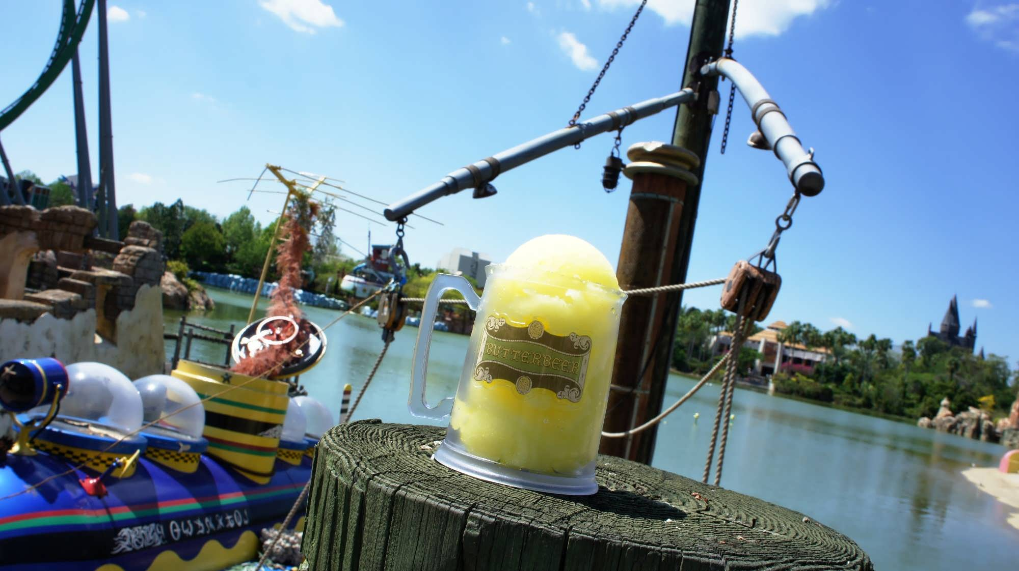 Refillable cups at Universal's Islands of Adventure