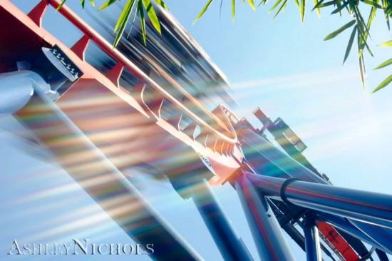 Photo Guide to Busch Gardens Tampa: SkeiKra.