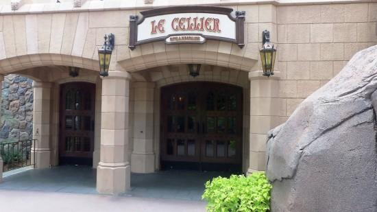 Le Cellier at Epcot's Canada Pavilion.